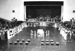 1951 grand installation