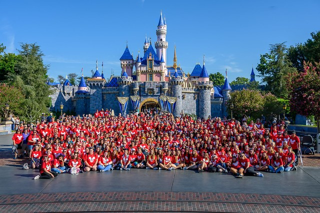 Amazing – we got the group photo!! One for the history books!
