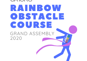 300X250 RAINBOW OBSTACLE COURSE